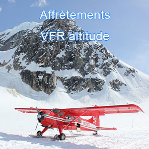 Mountain VFR chartering