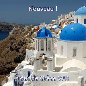 Tour de Grèce VFR
