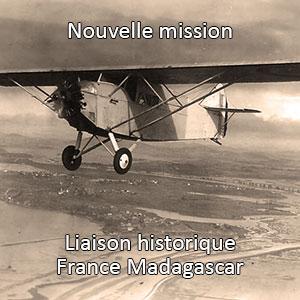 Liaison historique France-Madagascar