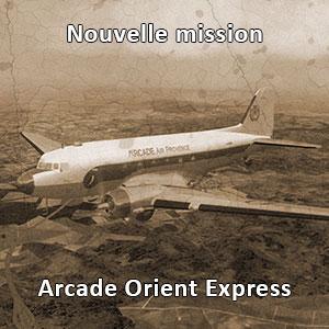 Arcade Orient Express