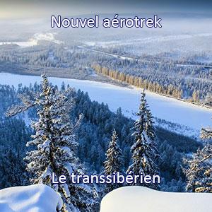 Aérotrek Transsibérien
